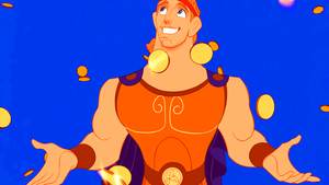 Walt ডিজনি Screencaps - Hercules