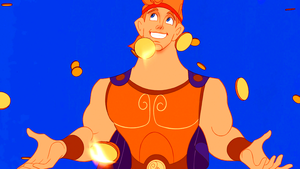 Walt Disney Screencaps - Hercules