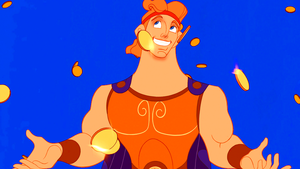 Walt 디즈니 Screencaps - Hercules