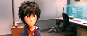 Walt Дисней Screencaps - Hiro Hamada