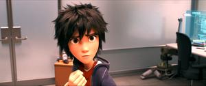 Walt डिज़्नी Screencaps - Hiro Hamada