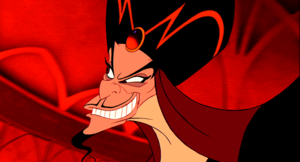 Walt Disney Screencaps – Jafar