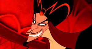 Walt 디즈니 Screencaps – Jafar