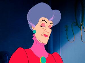 Walt Disney Screencaps – Lady Tremaine