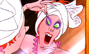 Walt disney Screencaps - Madame Medusa