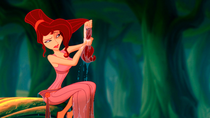 Walt Дисней Screencaps - Megara
