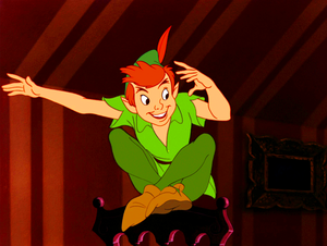 Walt ディズニー Screencaps - Peter Pan