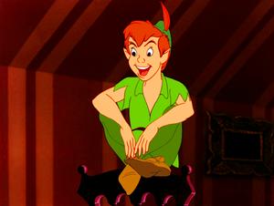 Walt Дисней Screencaps - Peter Pan