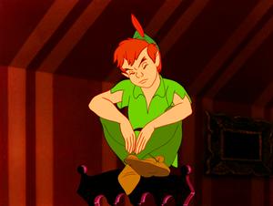 Walt 디즈니 Screencaps - Peter Pan