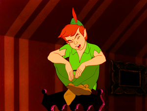 Walt 迪士尼 Screencaps - Peter Pan