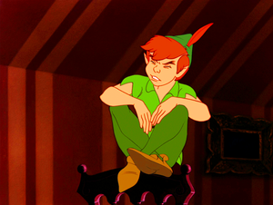 Walt Disney Screencaps - Peter Pan