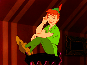 Walt ডিজনি Screencaps - Peter Pan