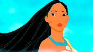 Walt 迪士尼 Screencaps - Pocahontas