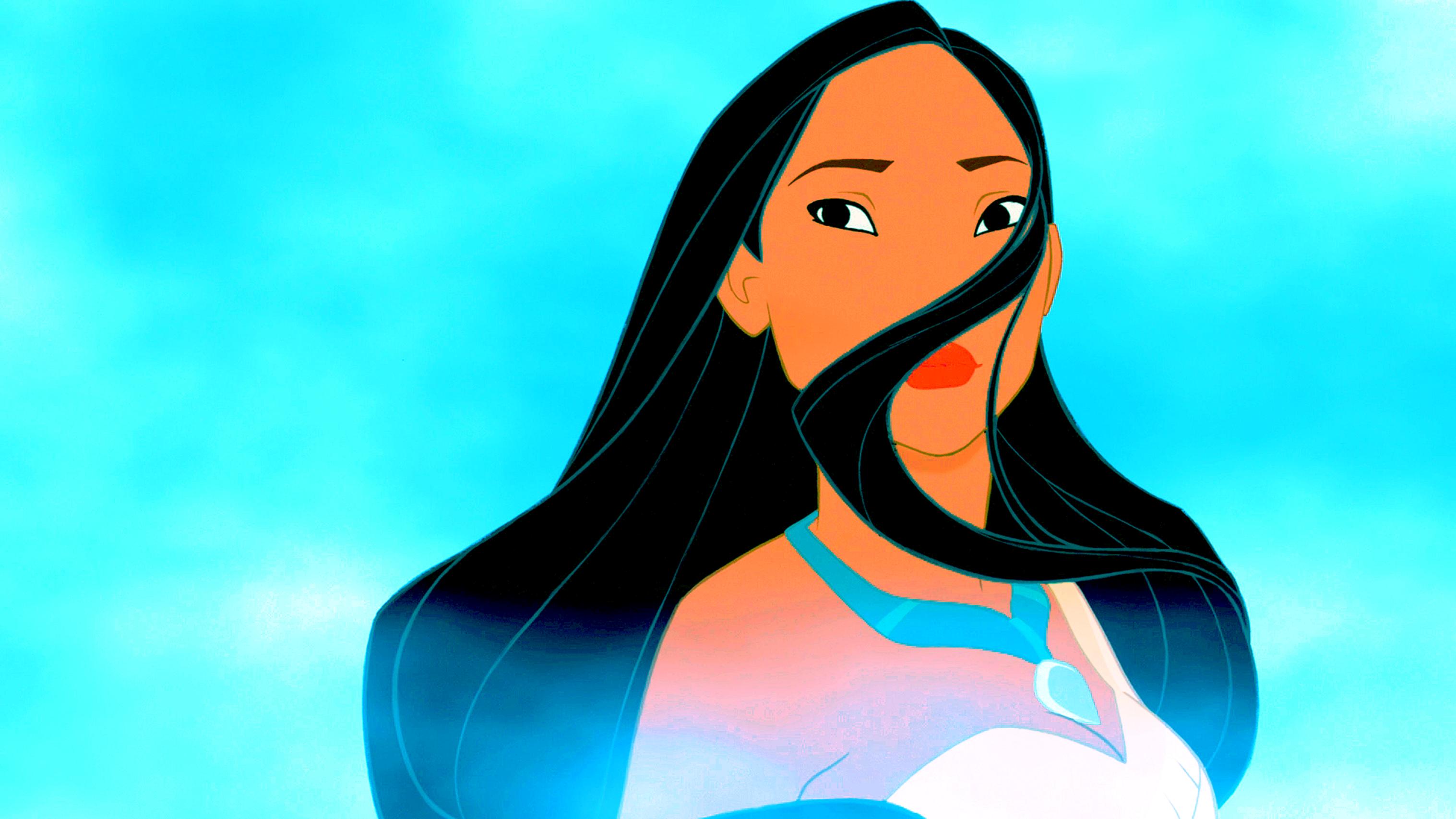 Walt Disney Screencaps - Pocahontas