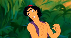 Walt 디즈니 Screencaps - Prince 알라딘