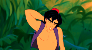 Walt Disney Screencaps - Prince Aladin