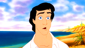 Walt Дисней Screencaps - Prince Eric