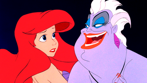 Walt Disney Screencaps – Princess Ariel Ursula