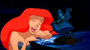 Walt ディズニー Screencaps – Princess Ariel