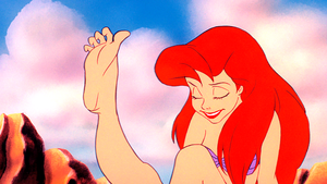 Walt 迪士尼 Screencaps – Princess Ariel