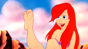 Walt Дисней Screencaps – Princess Ariel