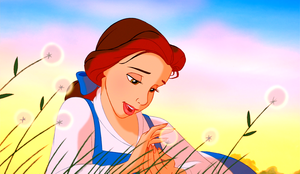 Walt Disney Screencaps - Princess Belle