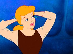 Walt Дисней Screencaps – Princess Золушка