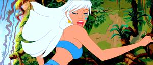 Walt ডিজনি Screencaps – Princess Kidagakash Nedakh