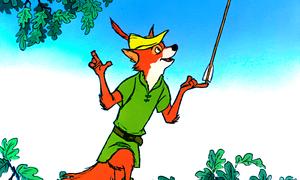 Walt Disney Screencaps - Robin cappuccio
