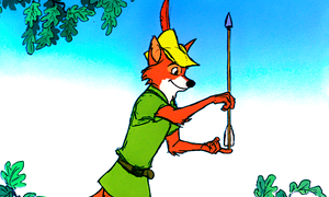 Walt Disney Screencaps - Robin Hood