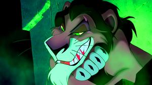 Walt Disney Screencaps – Scar