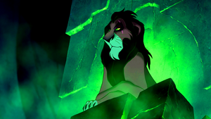 Walt Disney Screencaps – Scar