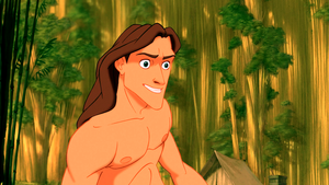 Walt Disney Screencaps - Tarzan