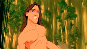 Walt ডিজনি Screencaps - Tarzan
