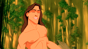 Walt Дисней Screencaps - Tarzan