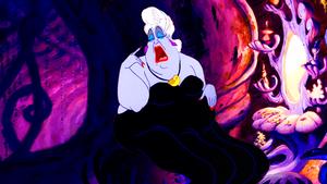 Walt 迪士尼 Screencaps - Ursula