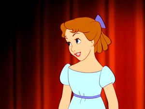 Walt Дисней Screencaps – Wendy Darling
