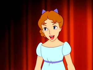 Walt डिज़्नी Screencaps – Wendy Darling