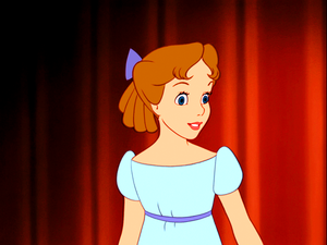 Walt Дисней Screencaps – Wendy Darling