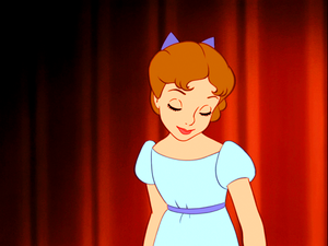 Walt Disney Screencaps – Wendy Darling
