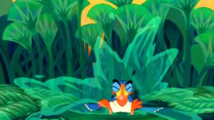Walt Disney Screencaps - Zazu