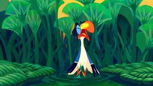 Walt Disney Screencaps - Zazu