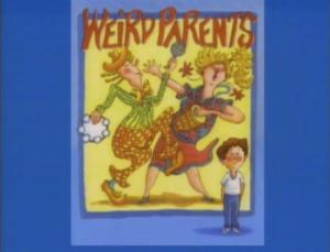 Weird Parents titlecard
