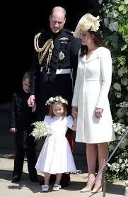 William Kate George and carlotta, charlotte 10