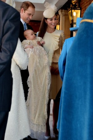 William Kate and George 10