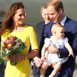 William Kate and George 13