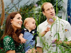 William Kate and George 14