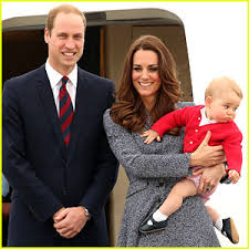William Kate and George 17