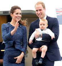 William Kate and George 18