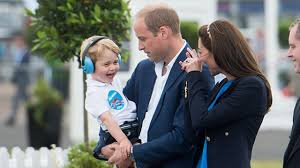 William Kate and George 19
